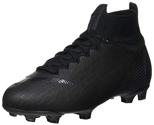 001 Enfant Jr Nike Black de Chaussures Mixte 6 Noir Elite FG Superfly Football Black S4zw4OCq