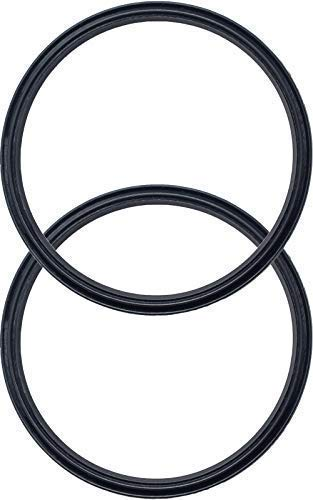 (2 Pack of Replacement Rubber Lid Ring, Gaskt Seals for 30 oz Top, Lid for Insulated Stainless Steel Tumblers, Cups Vacuum Effect, fit for Brands - Yeti, Ozark Trail, Beast,)