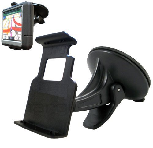 (Chargercity Exclusive - Magellan Mount Kit for Magellan Maestro 3200 3210 3220 3225 3250 4200 4210 4220 4250 4350 4370 GPS, Kit include Windshield suction mount & Bracket holster)