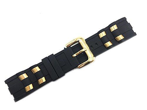 Genuine-Invicta-Pro-Diver-26mm-Black-Watch-Strap-For-Model-6981-6983-6985-6995