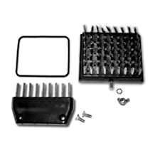 Grill Daddy GD19162BB 100% AUTHENTIC+US & INTERNATIONAL PATENTS PENDING+BEST GRILL BRUSH+ACCESSORIES GRILL DADDY PRO REPLACEMENT BRUSH