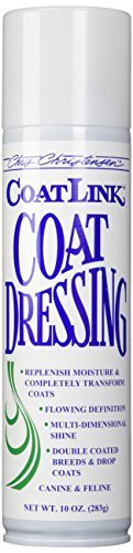 Chris Christensen Coat Link Coat Dressing 10oz Aerosol by Chris Christensen
