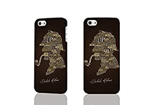 THYde Sherlock Holmes Logo Benedict Cumberbatch D Rough Case Skin, fashion design image custom , durable hard D case cover for iPhone 4/4s , Case New Design By Codystore ending