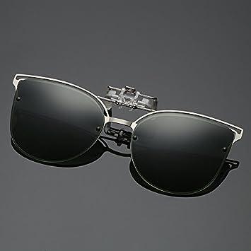 Ruiyue Gafas de Sol con Clip, Lentes de visión para Conducir ...
