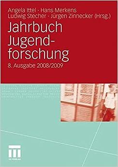 Book Jahrbuch Jugendforschung: 8. Ausgabe 2008/2009