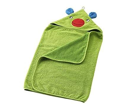 "Ikea Toalla con capucha ""Bar nslig suave bebé toalla 60 x 125 cm"