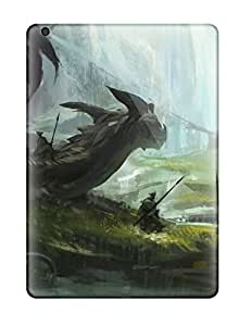 High Quality WIXhf2325XVcrG Fantasy Forests Tpu Case For Ipad Air