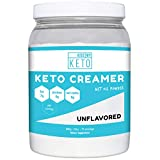Kiss My Keto MCT Oil Powder C8 - Keto Creamer, 75 Servings, Zero Net Carbs, Ketogenic Friendly Coffee Creamer, Easy to Mix, Absorb, Digest, Get Into Ketosis, Medium Chain Triglyceride Supplement Larger Image