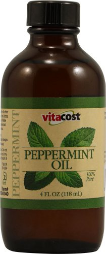 Vitacost 100% Lavender & Peppermint Essential Oils Pack