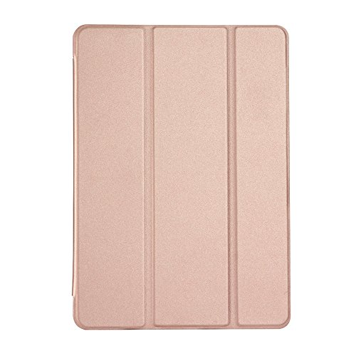 Codream iPad Air 2 Wallet Case, Stylish Slim PU Leather phone case Stand and Card Holders Wallet Phone Cover Folio Protective Case for iPad Air 2 -Rose Gold by Codream