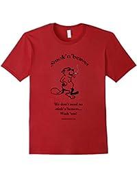 Smoknbeaver: We don't need no stink'n'beavers... Wash 'em!