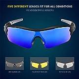 BangLong Polarized Sports Sunglasses, Cycling Sun