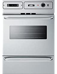 Summit TTM7882BKW Kitchen Cooking Range, Stainless Steel