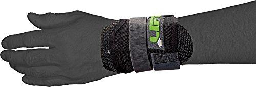 LIFT Safety Bracer Wrist Support (Black, One Size) by LIFT Safety
