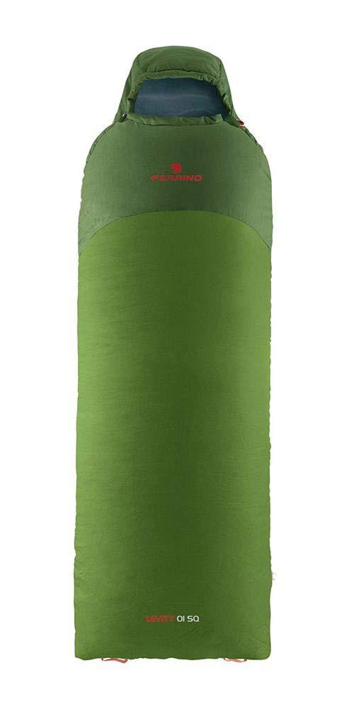 Ferrino Verde L Levity 01 Sq Sacco a pelo Unisex