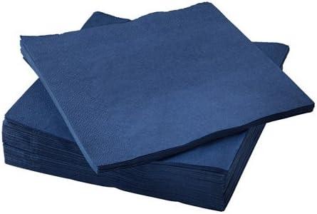 3/capas. IKEA FANTASTISK 50 servilletas de papel 40 x 40 cm