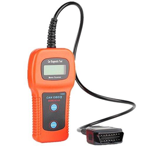 Price comparison product image U480 CAN OBD2 OBD II Car Diagnostic Scanner Engine Code Reader Tool