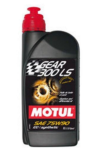 Motul 102686-12 300 LS 75W-90 Gear Oil, (Case of 12) by Motul