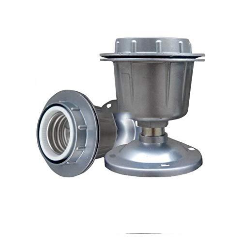 Laliva E40 Big size Aluminum Die-casting Lamp Light Holder Socket Base X20