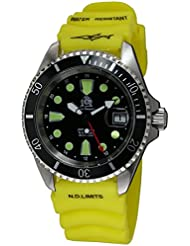 Tauchmeister automatic movement watch with 24h function hand and date T0288Y