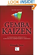 #10: Gemba Kaizen: A Commonsense Approach to a Continuous Improvement Strategy, Second Edition