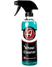 Adam's Deep Wheel Cleaner - Tough on Brake Dust, Gentle On Wheels - Changes Color As It Works