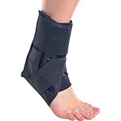 ProCare Stabilized Ankle Support Brace, X-Small