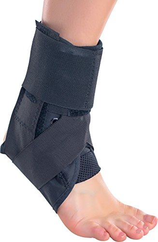 ProCare Stabilized Ankle Support Brace, Large
