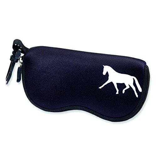 Tek Trek Neoprene Sunglasses Case Dressage - - Equestrian Sunglasses