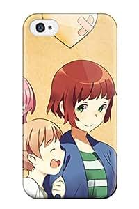 Cute Tpu ZippyDoritEduard Katawa Shoujo Case Cover For Iphone 4/4s