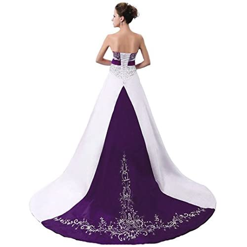 Wholesale Faironly D229 Women's Wedding Dress Bridal Gown free shipping