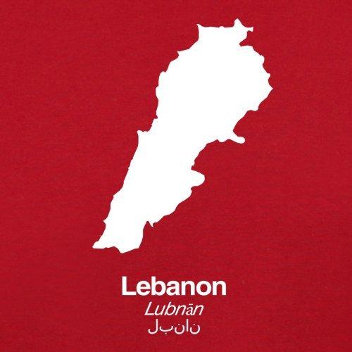 Bag Silhouette Lebanon Silhouette Flight Red Red Retro Lebanon qwqXEnxS1R