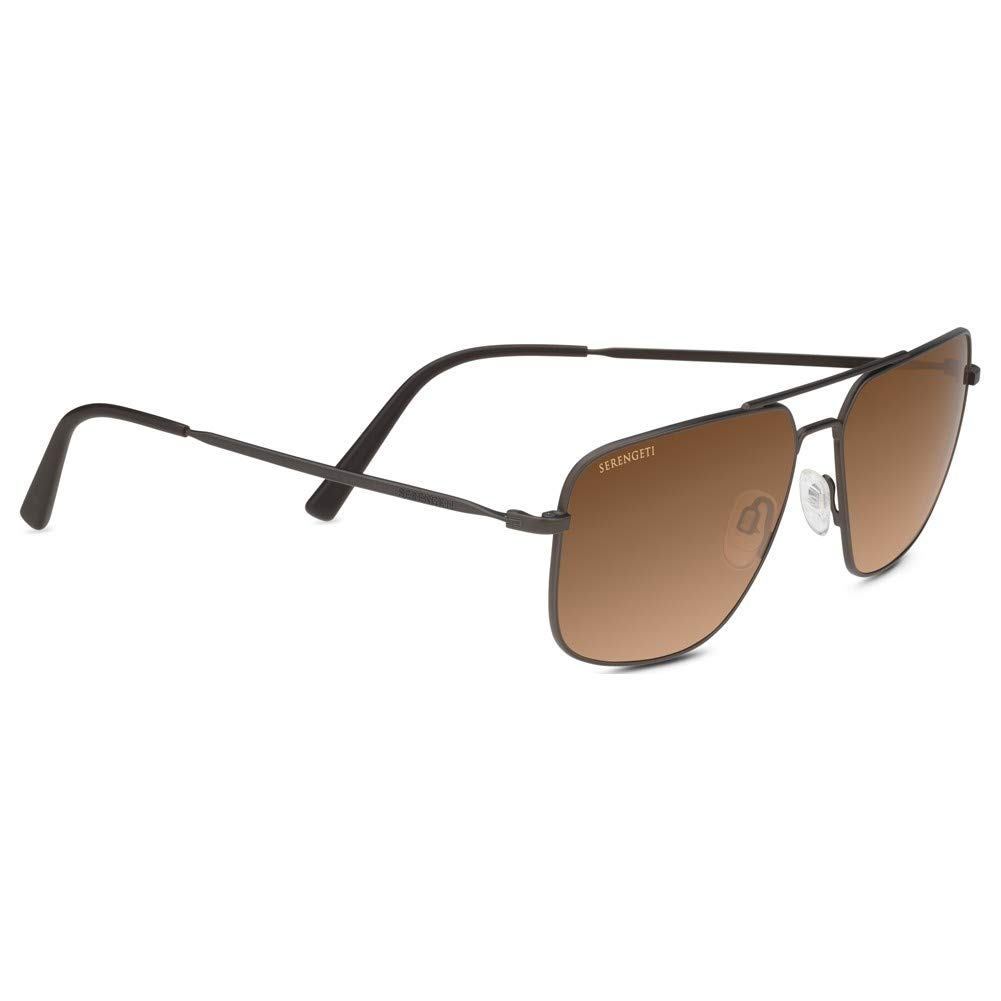 Serengeti Agostino Sunglasses, Large by Serengeti