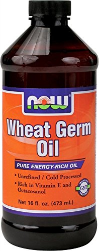 Wheat Germ Oil - 16 fl. oz (473 ml) by NOW
