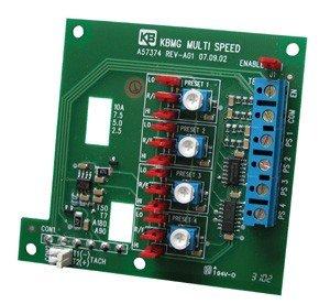 8833 Multi Speed Board