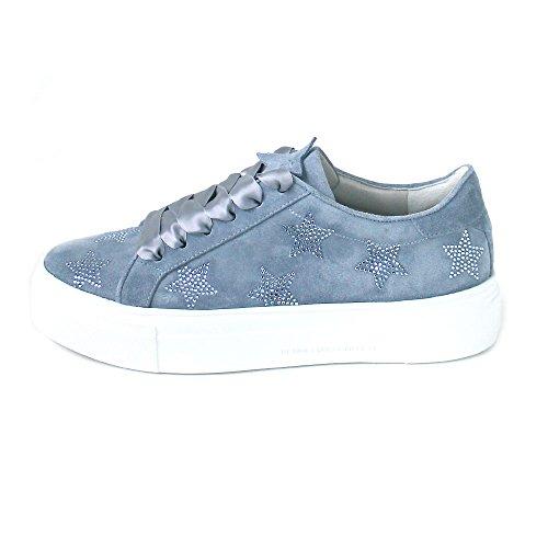 20290 amp; Light Blue 764 71 Half Lace Women's Schmenger Classic Kennel Up Shoe nTp4w1qxq