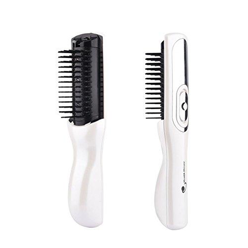 Fashionwu Electric Massage Comb Hair Growth Massage Care Equipment Hair Treatment Brush