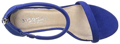 Morgan 171-1bassa.a - tira en talón Mujer Azul (Bleu)