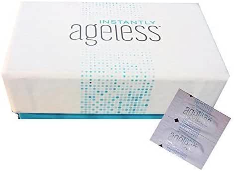 Jeunesse Instantly Ageless Anti-Aging Eye Cream, 1 Box (50 Sachets)