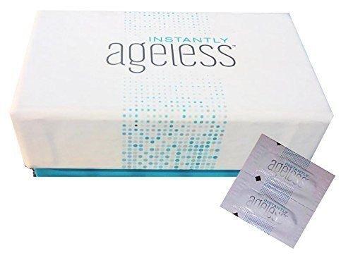 Jeunesse Instantly Ageless Anti-Aging Eye Cream, 1 Box (50 Sachets)