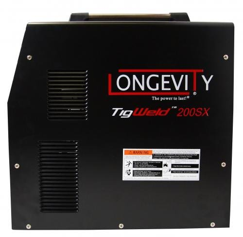 LONGEVITY 741360254756 200SX 200AMP Tig Welder - Tig Welding Equipment - Amazon.com
