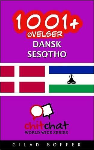 1001+ Øvelser dansk - Sesotho