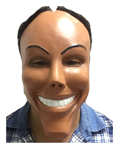 Rubber Johnnies international Purge Face Mask , Latex Mask , Costume Accessory , Election ,Anarchy, Halloween Horror Costume ()