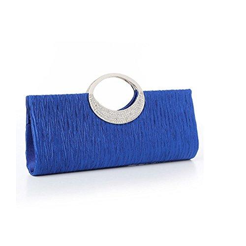 Pochettes Pochettes MOAEURO Bleu MOAEURO MOAEURO femme Pochettes Bleu femme SqgYq