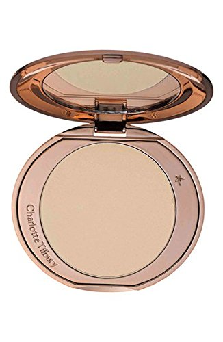 (Charlotte Tilbury Airbrush Flawless Finish Skin Perfecting Micro Powder FAIR)