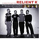 Anatomy of the Tongue in Cheek [Special Digi-Pak Edition] by Relient K (2001) Audio CD