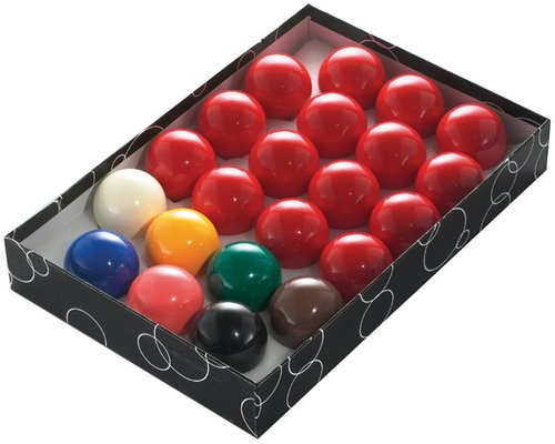 Powerglide Snooker Pool Tisch Kugeln Snooker Kugeln Box Set