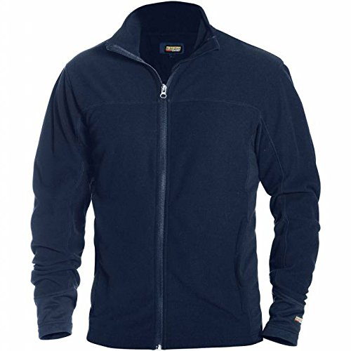 Blakläder 489510108900x XL Jacke Microfleece Größe XXL marineblau blau