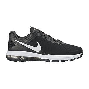 NIKE Men's Air Max Full Ride TR Training Shoe Black/Anthracite/Dark Grey/White Size 9.5 M US