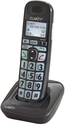 Clarity 52703.000 D703HS Moderate Hearing Loss Digital Cordless Phone (Speakerphone Cid Lcd)